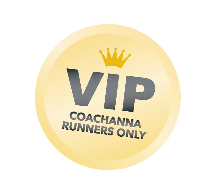 Välkommen till Coachanna VIP